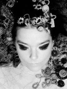 Björk...crazy chick but she is so interesting to look at & her music was good back in the 90's