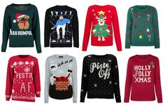 With that said, here are eight of the best Christmas jumpers under £20 for 2015 that you can buy now!