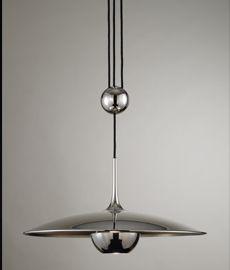 ONOS 55 M Adjustable Pendant Lamp, centre pull