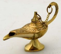 Genie Lamp Incense Burner