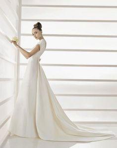 Vestidos de novia Rosa Clara ¡30 Opciones Modernas!