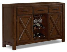 Dining Room Furniture - Panoka Server