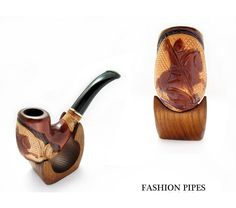 Handcrafted Gift Pipe, Wooden pipe Tobacco Pipe, Smoking Pipe/Pipes of Pear Wood Pipe/Pipes GEORGE VICTORIES, BEST Offer......Plus Gift. $25.50, via Etsy.
