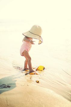 Malibu beach babe.