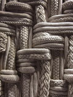 rope love the texture and colour