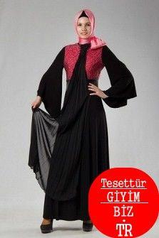 Dikkatlice incelenip her kadın tarafından beğeniyle alınması gereken bir model.  http://www.tesetturgiyim.biz.tr/aramiss-2013-tesettur-abiye-modelleri/
