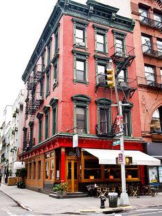 Little Italy New York City ( el rincon mas bonito de NYC)