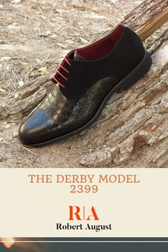 Derby Dress, Goodyear Welt, Custom Made, Oxford Shoes, Dress Shoes, Lace Up, Model, Fashion, Moda