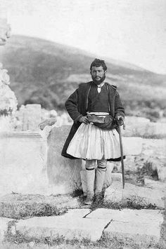 Greek History, Royal Guard, Photo Projects, Historical Photos, Folklore, Greek Costumes, Greece, Military, Photography