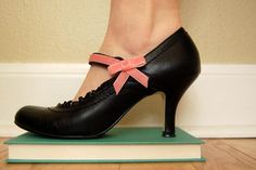 DIY Shoes : DIY shoe accessories