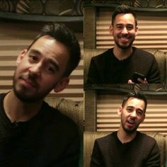 Adorable, cute, and Perfect are just a few words that best describes Mike Shinoda