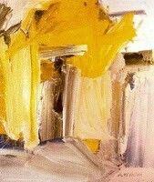 Willem de Kooning (1997)  En la década de 1950 su magistral serie de Mujeres, plasmadas de manera grotesca.