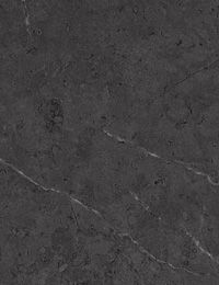 black alicante pattern laminate This large scale black marble is accented with fine white and black veining throughout its varying shades of grey to black. (View 2 shows 5'x8' sheet) Beveled, Cascade and Crescent Decorative Edges available in this design. countertops