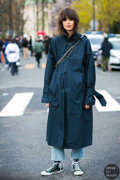 Mica Arganaraz by STYLEDUMONDE Street Style Fashion Photography