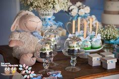 Cute lamb party
