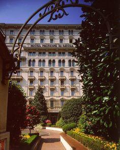 Hotel Príncipe de Savoia - Milão- Itália