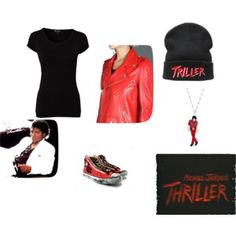Cuz this is Thriller! <3         I'm very proud of this outfit. One of my favorite outfits I've made. I would love to wear it! Moonwalker829