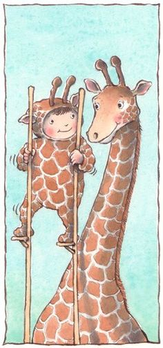 e7e3d0de3e068 Girafe Dessin, Aquarelle, Dessins, Enfants, Art De Girafe, Girafe Drôle,