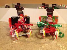 Santa Sleigh Gift Cards!