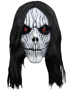 Dämonen Maske #HalloweenMask #Mask #LatexMask #HorrorMask