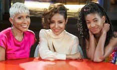 Jada Pinkett Smith's RED TABLE TALK To Debut On Facebook Watch On May 7