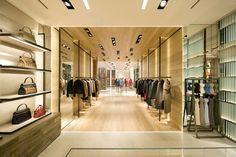 Max Mara flagship store by Duccio Grassi Architects, Hong Kong store design
