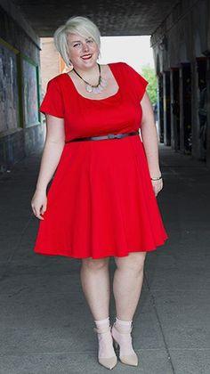 cute plus size dresses 15 #plus #plussize #curvy