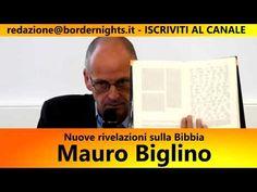 Mauro Biglino, nuove rivelazioni sulla Bibbia - BN PODCAST Ufo, Politics, Videos, Political Books