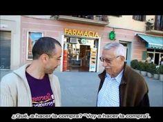 ▶ Lección 1. Saludos y despedidas. Español con Sergi Martin. - YouTube
