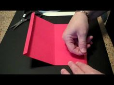 How to make a Cocoa or Candy Bar Slider Card -  KreatesKards Tutorial