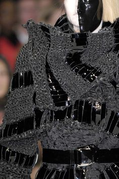 Gareth Pugh at London Fall 2007 (Details)
