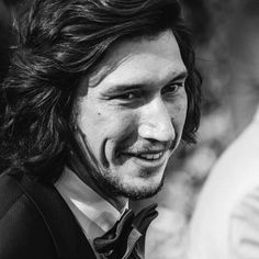 Hair Stylist For Kylo Ren — Hair game on! Just look at him and his gorgeous...