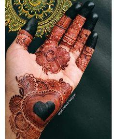 Kashee's Mehndi Designs, Henna Tattoo Designs Simple, Mehndi Designs For Beginners, Mehndi Designs For Girls, Mehndi Design Photos, Wedding Mehndi Designs, Mehndi Designs For Fingers, Full Hand Mehndi Designs, Stylish Mehndi Designs
