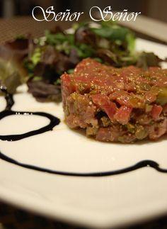 Steak Tartar | Receta de Sergio