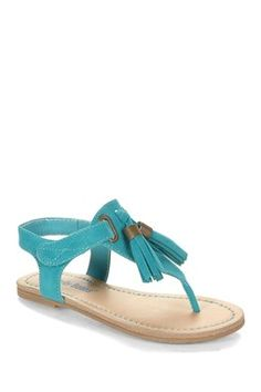 Jelly Beans Shoes Tassel Sandal