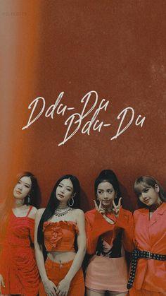 Hit you with that ddu du ddu du blackpink Kpop Girl Groups, Korean Girl Groups, Kpop Girls, Yg Entertainment, K Pop, Wallpapers Kpop, Divas, Blackpink Members, Black Pink Kpop