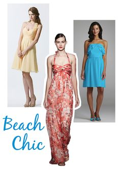What to wear to a beach wedding!