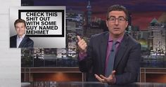"""Watch John Oliver Verbally Pants Dr. Oz Over Dietary Supplements"" 