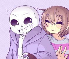 Undertale Collab by SecretMetalAlchemist