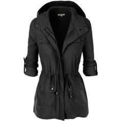 Anorak Jacket, Sweater Jacket, Cargo Jacket, Look Fashion, Fashion Outfits, Sporty Fashion, Ski Fashion, Cute Outfits, Casual Outfits