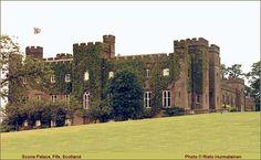 Scone Palace, Fife, Scotland