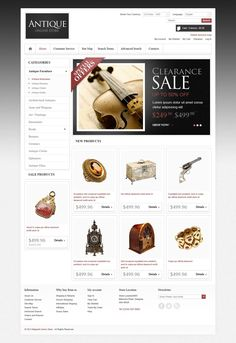 Get ready with our responsive Magento templates. www.titantemplates.com