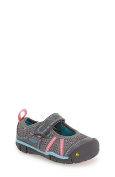 9797b80504 Free shipping and returns on Keen 'Monica' Mary Jane (Baby, Walker, Toddler,  Little Kid & Big Kid) at Nordstrom.com. A breathable mesh lining and  contoured ...