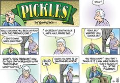 Pickles Comic -forget