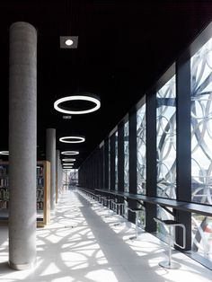 The Library Of Birmingham By Mecanoo Architects | photo © Christian Richters / http://www.yatzer.com/library-of-birmingham