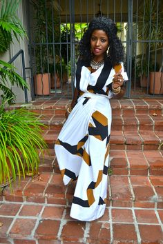 This little lady is bad!  Courtesy of Style Pantry!