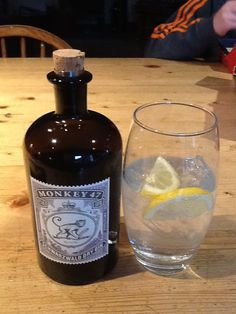 Gin meets lavender with body and depth of flavour