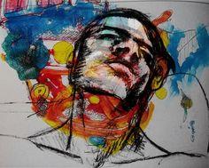 Painting and ...: Ich kann dir die Welt nicht zu Füßen legen