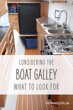 Some galley features are annoying. Others are dangerous. Learn what to look for when buying your cruising boat.