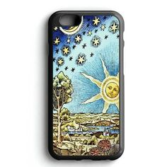 Sun And Stars iPhone 7 Case